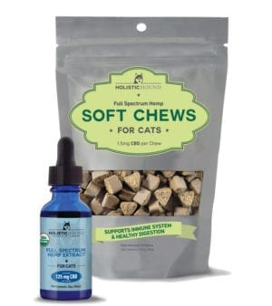 CBD for Cats from Holistic Hound